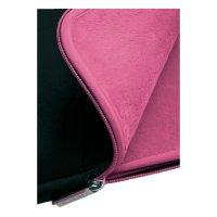 Ochranné pouzdro Samsonite Airglow Sleeves, 39,6 cm, černé/růžové