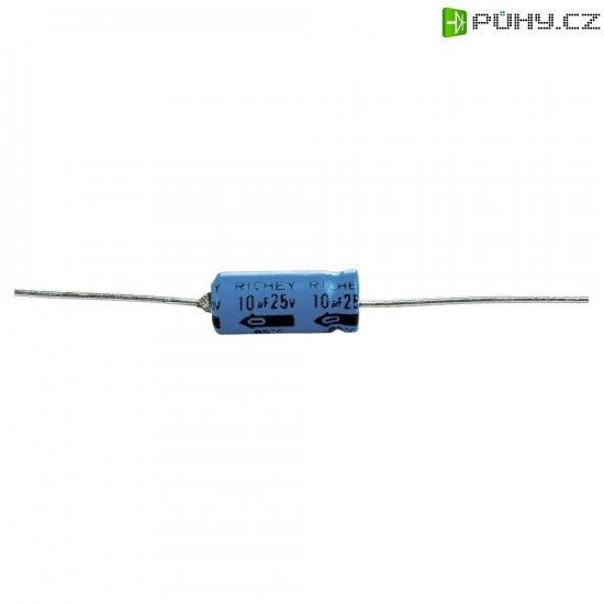 Elektrolytický kondenzátor 22/63AX - Kliknutím na obrázek zavřete