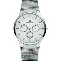 Ručičkové náramkové hodinky Danish Design, 3314396, pásek z nerezové oceli