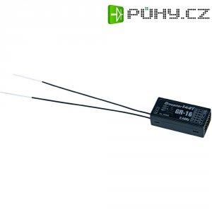 Přijímač Graupner GR-16 HoTT, 2,4 GHz FHSS, 8 kanálů, JR