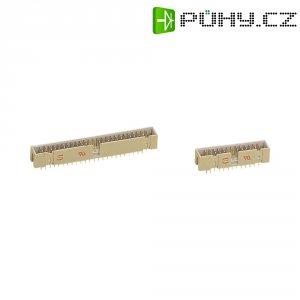 Měřicí lišta SEK Harting 09 18 510 6324, 10pól., 2,54 mm