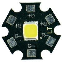 HighPower LED CREE, MX3AWT-A1-STAR-000CE5, 350 mA, 3,7 V, 120 °, teplá bílá