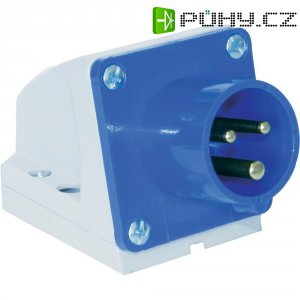 CEE-Cara zástrčka 513-6 PCE, 16 A, IP44, modrá