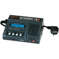 Modelářská nabíjecí stanice Graupner Ultramat 16S, 15 A