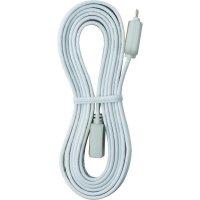Propojovací kabel k LED pásu Paulmann YourLED, 1 m, bílá (70204)