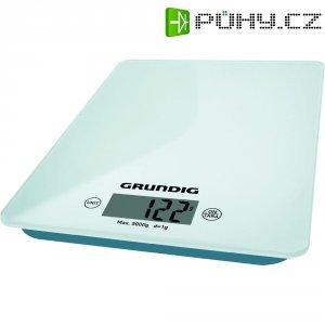 Kuchyňská váha Grundig KW 4060, GMN3540, bílá
