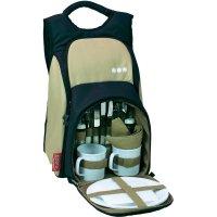 Chladicí batoh Ezetil KC Professional 10 černobéžová 10 l, 2osoby