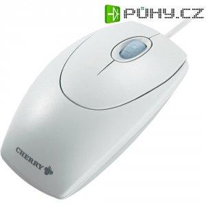Optická myš Cherry, M-5400, šedá