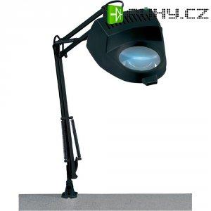Stolní lupa s osvětlením pro připevnění na stůl Toolcraft, 60 W