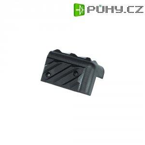 Plastové rohy reproduktorů, 80 x 47 mm