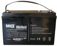 Pb akumulátor MHB VRLA AGM 12V/100Ah polotrakční