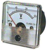 JY-45 panelový MP 30V= 45x45mm