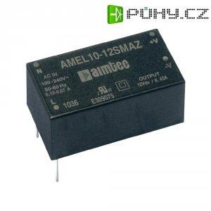 Síťový zdroj do DPS Aimtec AMEL10-515DMAZ, 15 VDC, 0.33 A