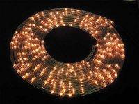 Světelná hadice LED 10m, 240 LED, bílá