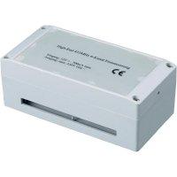 Bezdrátový přijímač, 18007, 6kanálový, 300 m, 433 MHz, 230 V/50 Hz/8 A
