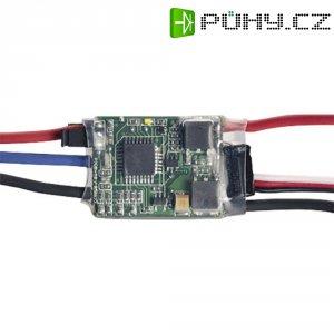 Regulátor otáček Brushless Robbe Roxxy Control série 800, 7,2 - 12 V, 10 A