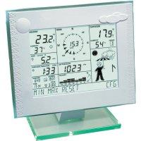 Bezdrátová vnitřní/venkovní meteostanice HomeMatic WDC 7000, 83638