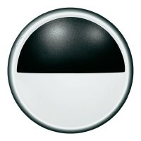 Vestavné LED osvětlení Bolero OL7, 1,8 W, 12 V, studená bílá, černá