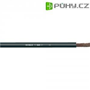 Gumový svářecí kabel LappKabel H01N2-D, 1x 16 mm², černá