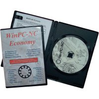 Řídicí software krokového motoru WinPC-NC Light