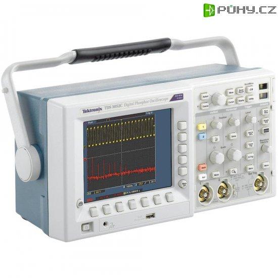 Digitální paměťový osciloskop TDS 3052C - Kliknutím na obrázek zavřete