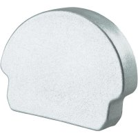 Sada krytky Barthelme GARgano Endkappen-Set, 62399912, šedá (metalíza)