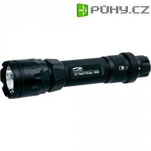 Kapesní LED svítilna LiteXpress X-Tactical 102, LXL440001, černá