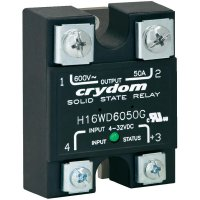 Solid State relé pro vysoké napětí Crydom H16WD6090G, 90 A