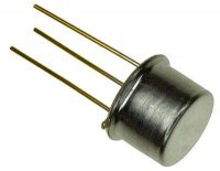 KF517B P vf 30V/0,5A 2,6W 50MHz (ß=90-300) TO39