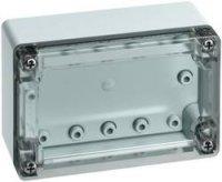 Svorkovnicová skříň ABS Spelsberg TG ABS 1208-6-to, (d x š x v) 122 x 82 x 55 mm, šedá