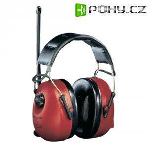 Ochranná sluchátka s rádiem a vstupem Peltor Workstyle, 32 dB