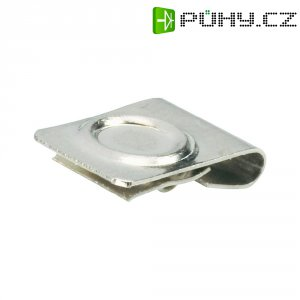 Jednoduchý kontakt pro baterie AA Keystone 228, 7,92 x 11,43 mm
