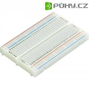 Kontaktní nepájivé pole EIC-801, 84 x 54 x 8,5 mm, 100 pólů