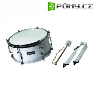 Pochodový buben Chester Street Percussion, bílá