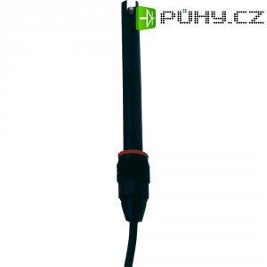 PH elektroda s integrovaným teplotním senzorem Pt1000 s BNC, 113950