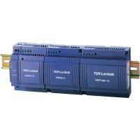 Zdroj na DIN lištu TDK-Lambda DSP-60-24, 2,5 A, 24 V/DC