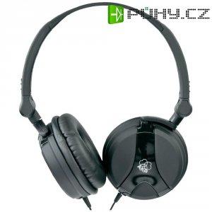 DJ sluchátka AKG K 518, černá