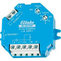 Časový spínač Eltako NLZ61NP-UC, 230 V