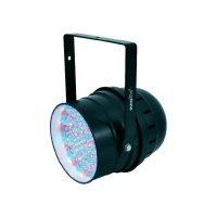 LED reflektor Eurolite PAR-64, 51916450, 27 W, barevná