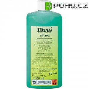 Dezingekcní čistič pro lékarské prístroje Emag EM200, 0,5 l