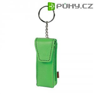 Pouzdro na USB flash Hama Fashion, zelené