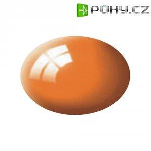 Airbrush barva Revell Aqua Color, 18 ml, oranžová lesklá