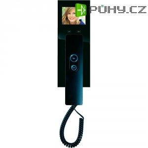 Vnitřní jednotka pro domácí videotelefon m-e VDV-505, 1 rodina, černá