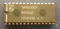 SAA3006P, remote control, DIP28