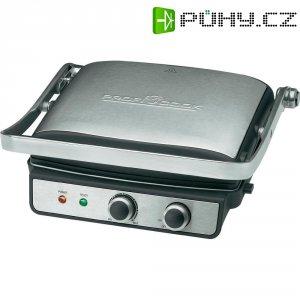 Elektrický gril Profi Cook PC-KG 1029, 501029, 2000 W, nerez, černá