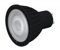 Žárovka LED SPOT GU10 6W bílá studená SHARP