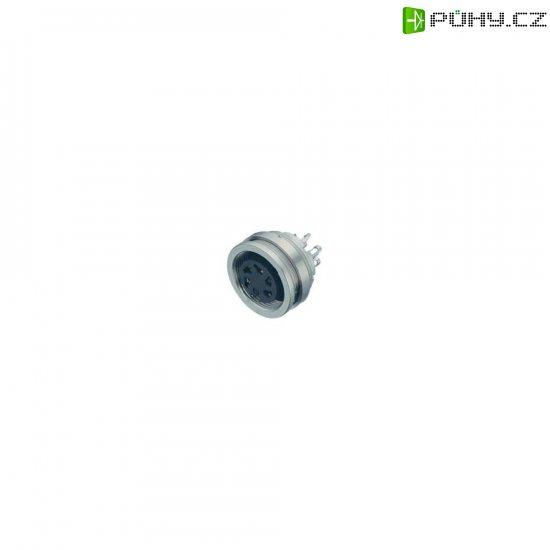 Kulatý konektor Binder 723 (09-0108-00-03), 3pól., 7 A, 0,75 mm², 4 - 6 mm, IP67 - Kliknutím na obrázek zavřete