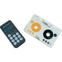 MP3 přehrávač pro kazetové mechaniky se slotem pro SD karty