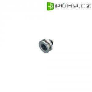Kulatý konektor submin. Binder 712 (09-0408-00-03), 3pól., zásuvka vest., 0,25 mm², IP67
