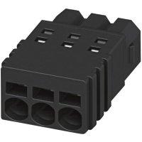 Mini konektor Phoenix Contact PTSM 0,5/ 7-P-2,5 (1778887), AWG 24- 20, černá